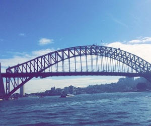 australia, bridge, and Sydney image