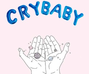 aesthetic, crybaby, and edit image