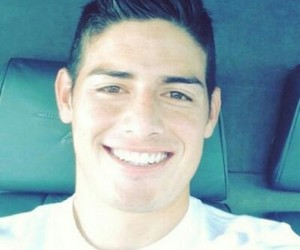 handsome james rodriguez image