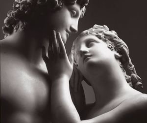 art, love, and sculpture image