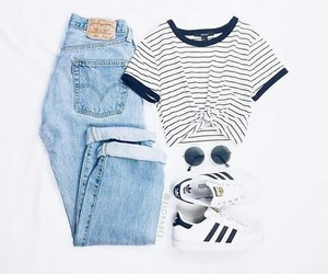 clothes, nice, and fashion image