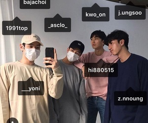 boys, grey, and tags image