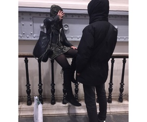 couple, hlel, and postbad image