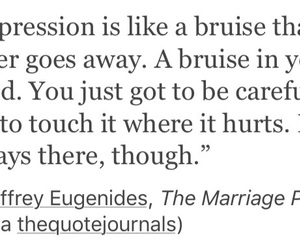 depression, thoughts, and tumblr image