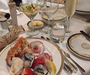 food, luxury, and restaurant image