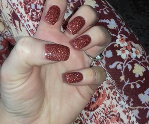 nails, prettythings, and boho image