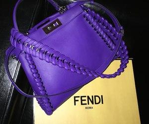 bag, fendi, and girl image