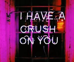 crush, neon, and light image