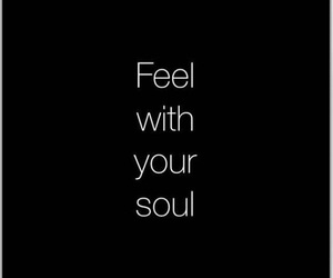 soul, text, and words image