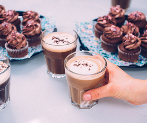 coffee and cupcakes image