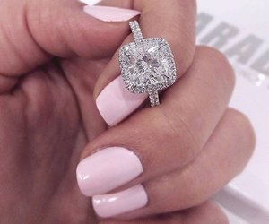 accessories, luxury, and nail image