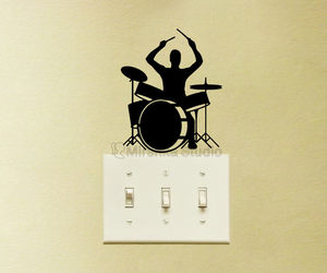 decal, music, and decor image