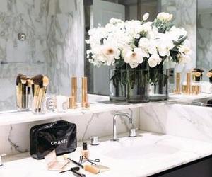 bathroom, design, and cosmetics image