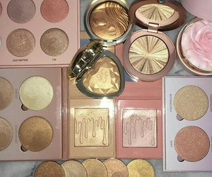 lancome, mac, and too faced image