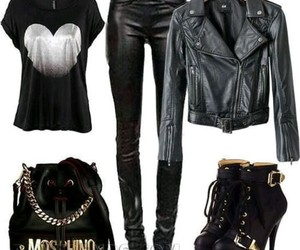 negro and outfits image