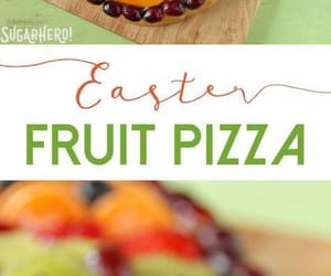 easter, happyeaster, and fruit image