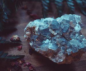 crystals, healing, and nature image