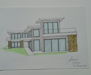 architect, home, and project image