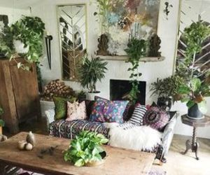 boho, decor, and home image