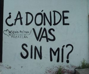 espanol, accion poetica, and frase image