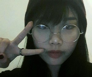 asian, grunge, and hipster image