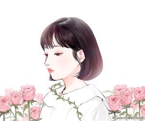 fanart, joy, and park sooyoung image