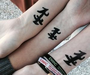 rune, parabatai, and friends image