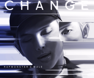 bts, rap monster, and change image