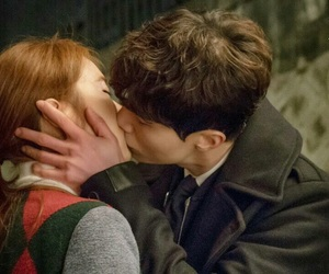 goblin, lee dong wook, and kiss image