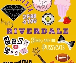 riverdale, pussycats, and love image