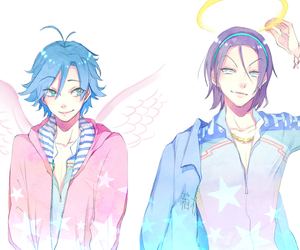 anime boy, shounen-ai, and yowamushi pedal image