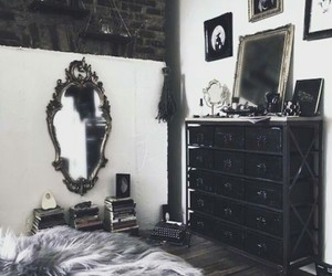 goth and home image