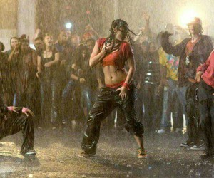 dance, step up, and rain image