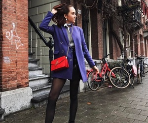 blogger, fashion, and outfits image