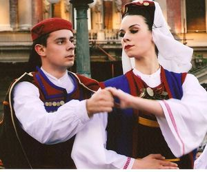 boys, serbian, and tradition image
