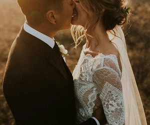 couples, kiss, and photography image