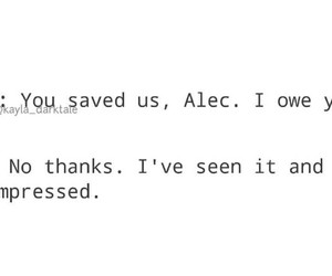 alec, clary, and shadowhunters image