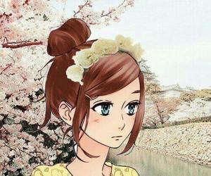 girl, manga girl, and suzume image