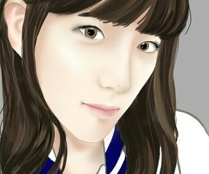 drawing, exo, and byunbaekhyun image