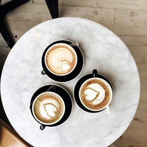 cappuccino, drink, and coffee image