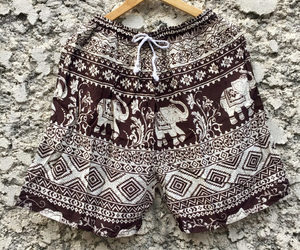aztec, boxers, and beach style image