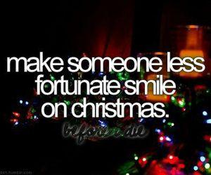 christmas, bucket list, and smile image
