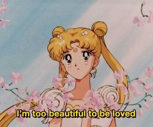sailor moon, aesthetic, and anime image
