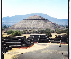 mexico, teotihuacan, and pyramid of the sun image