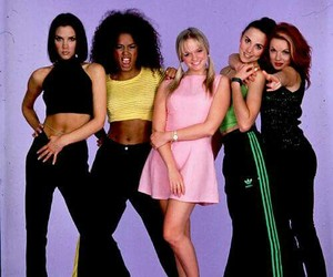 spice girls, girl, and grunge image
