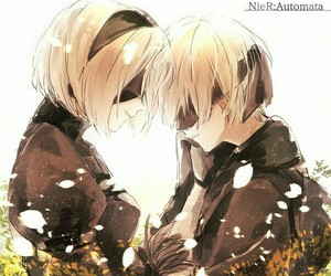 game, 2b, and 9s image