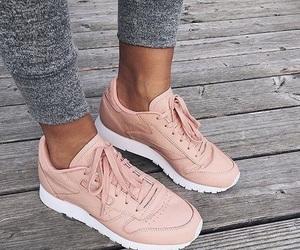 tênis fashion pink image
