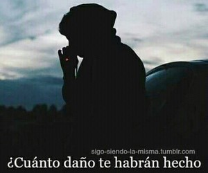frases, tumblr, and tristes image