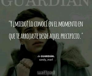 guardian, miedo, and momento image