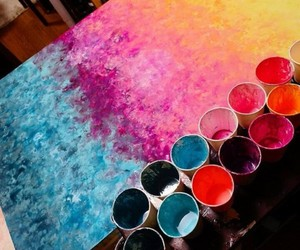 art and colorful image